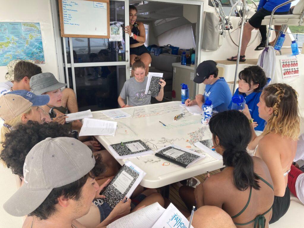 Tropical Marine EcosystemsFATHOMS SeaTrek